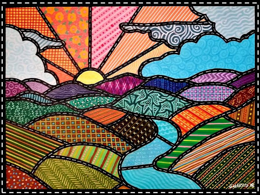 Mountain Vista by Jim Harris