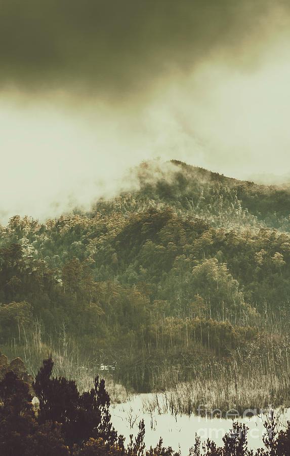 Wilderness Photograph - Mountain Wilderness by Jorgo Photography - Wall Art Gallery