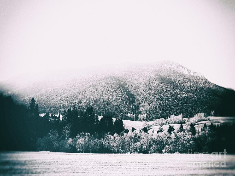Mountains Photography Photograph