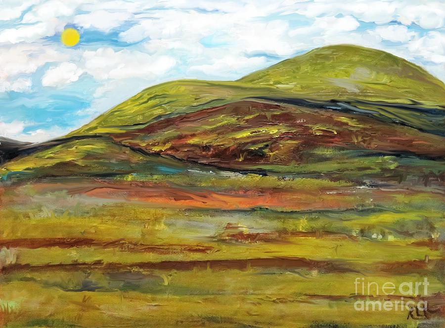 Mountaiscape 2  by REINA RESTO