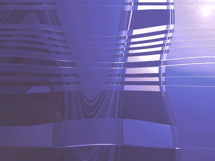 Moveonart New American Indian Architecture 1 Digital Art by Jacob Kanduch