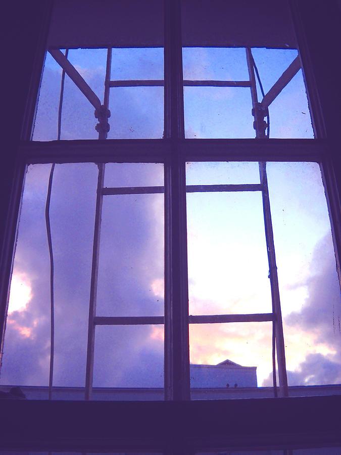 Moveonart Window Watching Series 5 Digital Art
