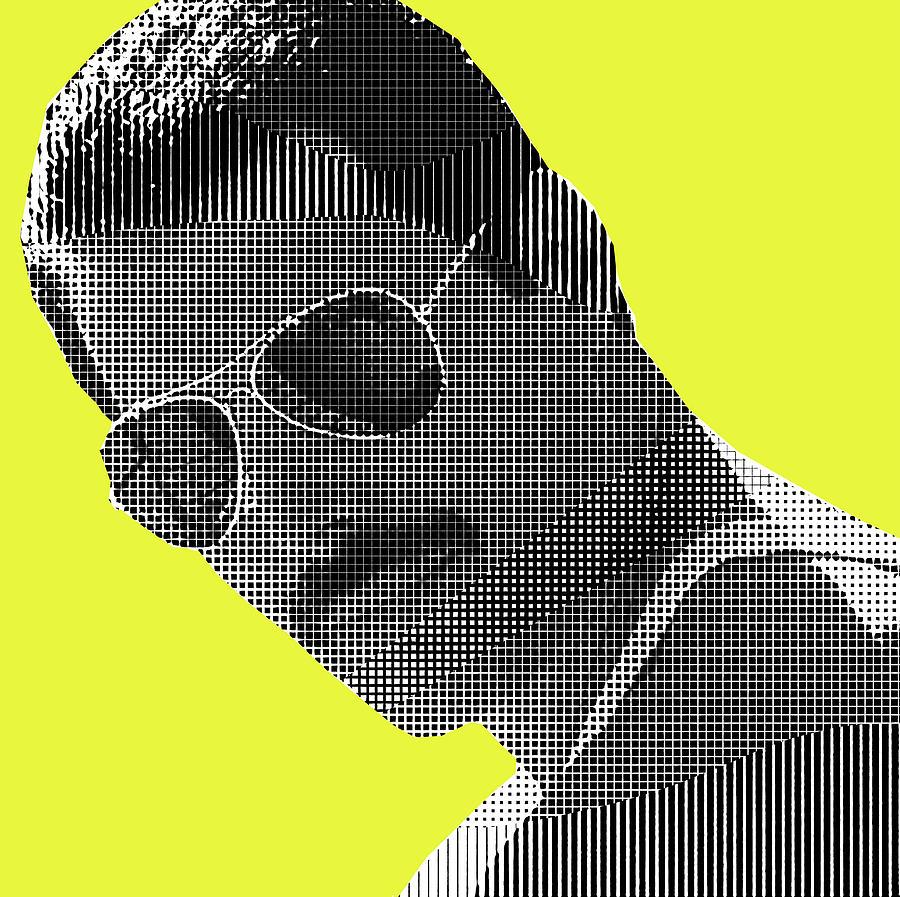 Mr Bad by Luz Graphic Studio