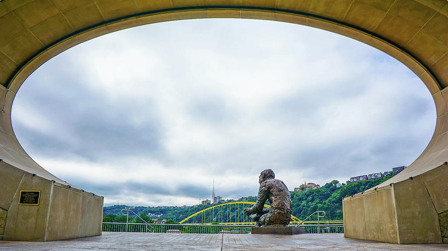 Mr Rogers Memorial Photograph By Jeremy Jones