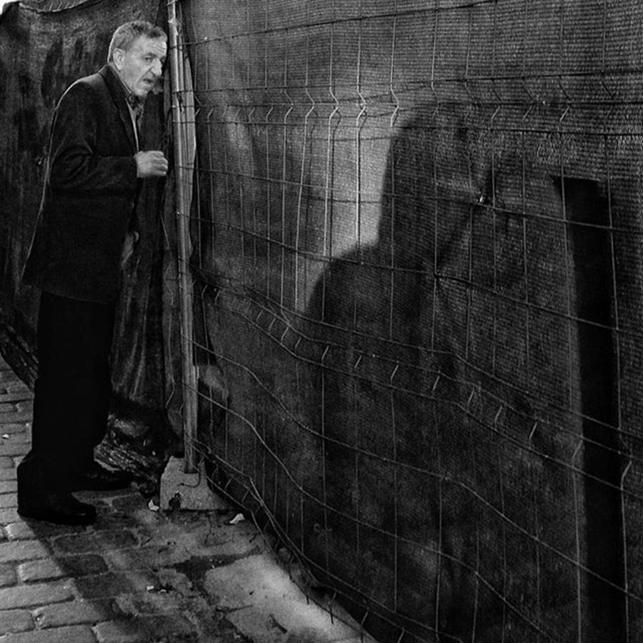 Portrait Photograph - Mr Watchman  #man #people by Rafa Rivas