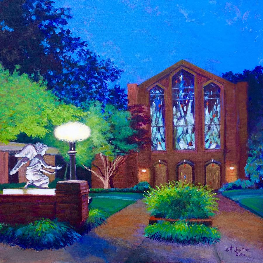 MSU CHAPEL of MEMORIES by Jeanette Jarmon
