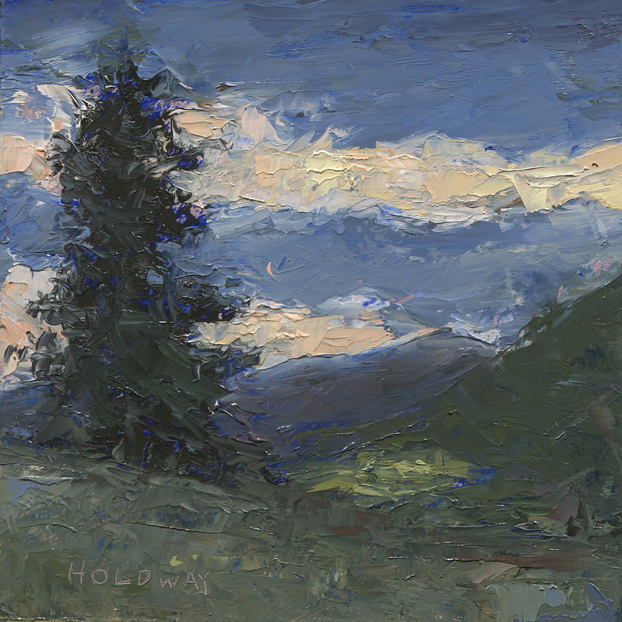 Mt Baldy by John Holdway