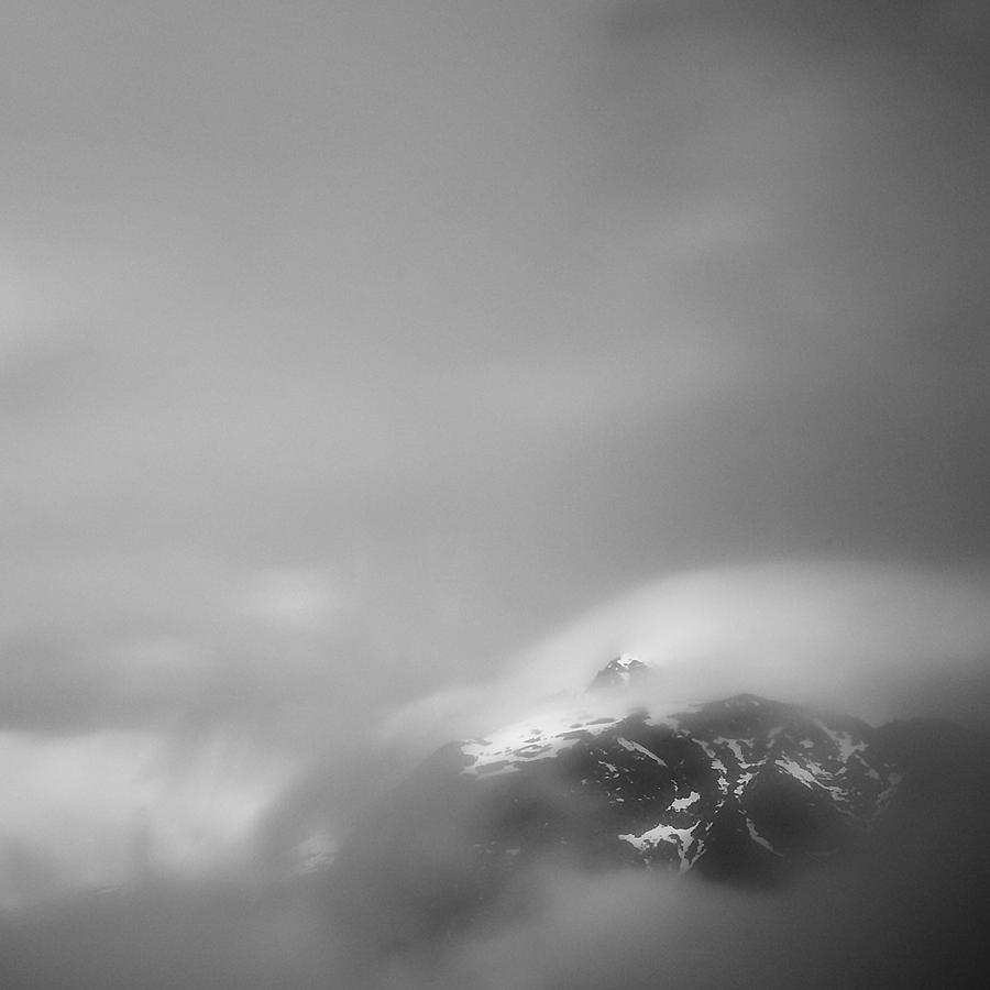 Mountain Photograph - Mt Christina by Mihai Florea