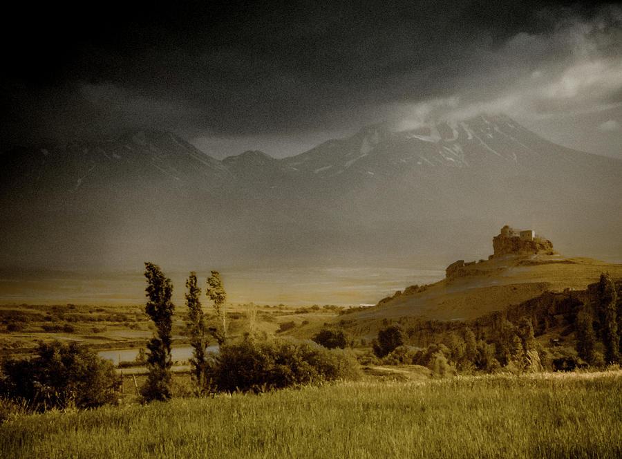 Guzelyurt, Turkey - Mt. Hasan by Mark Forte