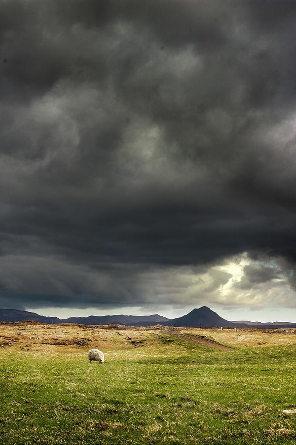 Iceland Photograph - Mt Keilir, Iceland by Sigrun Saemundsdottir