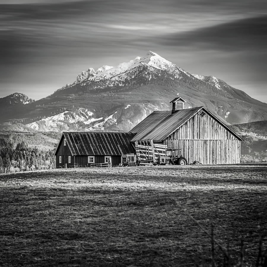 Mt Pilchuck by Tony Locke