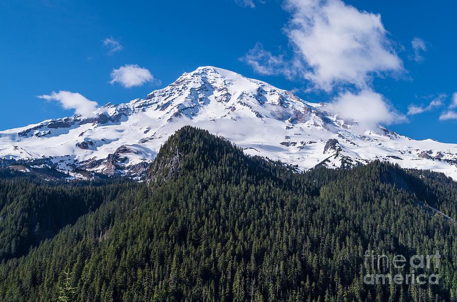 Mt. Rainier by Patrick Fennell