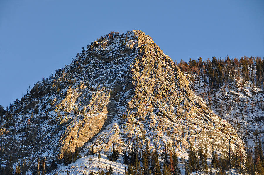 Mountain Photograph - Mt. Royal by Tobin Truslow