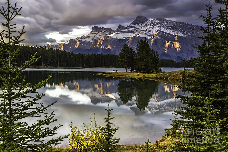 2015 Photograph - Mt. Rundell  by Daryl L Hunter