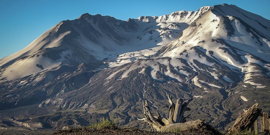 Mt St Helens Eruption by Tony Porter Photography