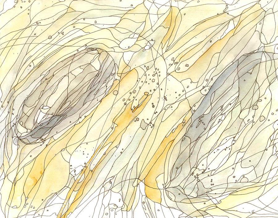 Mud Creek Painting - Mud Creek 2 by Katie Ree