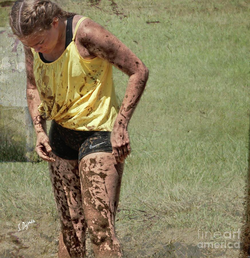 Beauty Photograph - Mud Dreamer  by Steven Digman