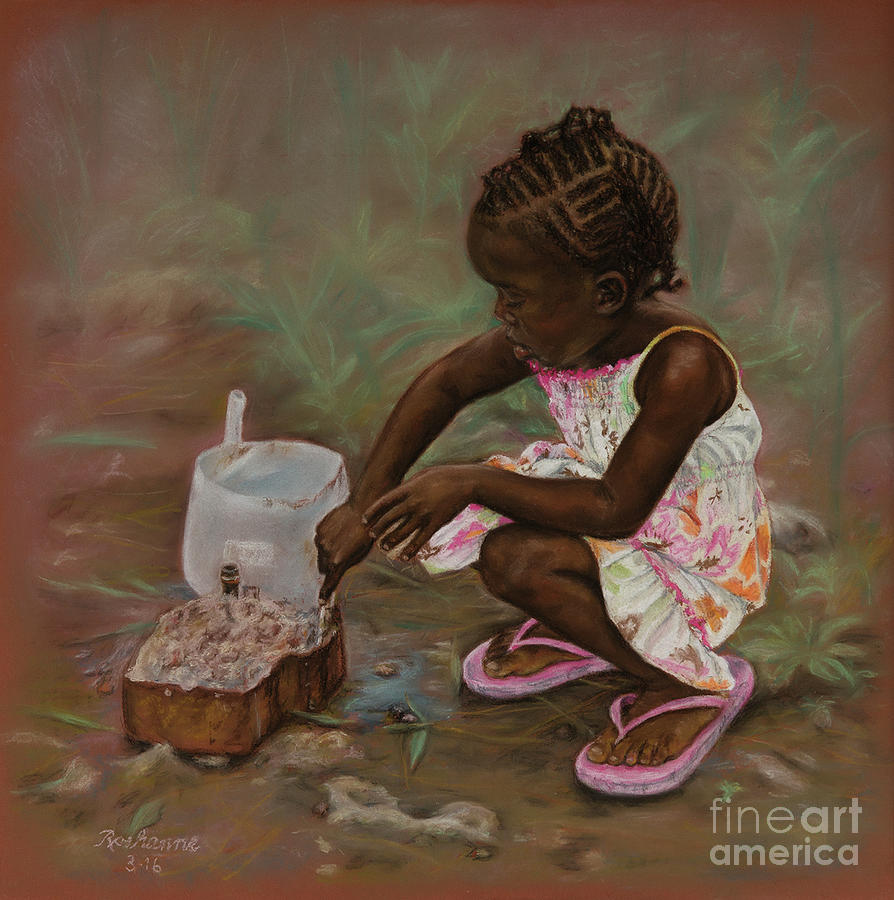 Mud Pies by Roshanne Minnis-Eyma