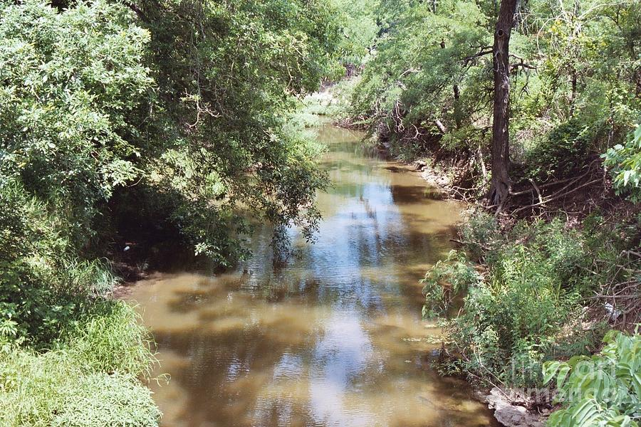 Muddy Hickory Creek  Photograph by Ruth  Housley
