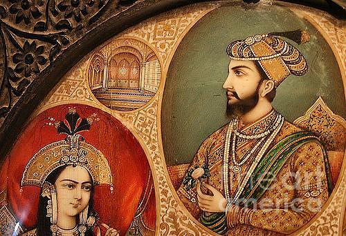 Mugha Painting Painting by Davinder Singh