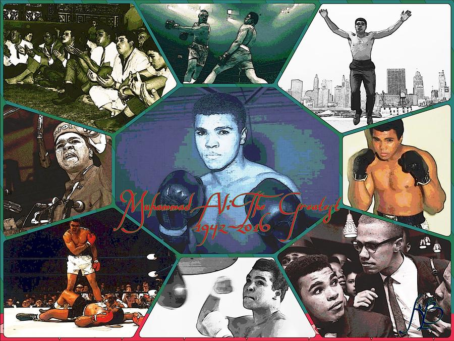 Muhammad Ali The Greatest  by Karen Buford