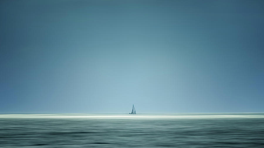 Boat Photograph - Mull of Kintyre Yacht by Phillips and Phillips
