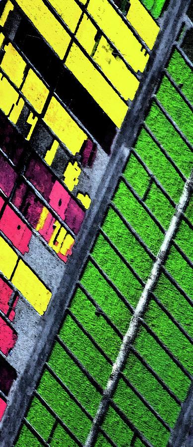 Multi-colored Monrivia 1 Photograph