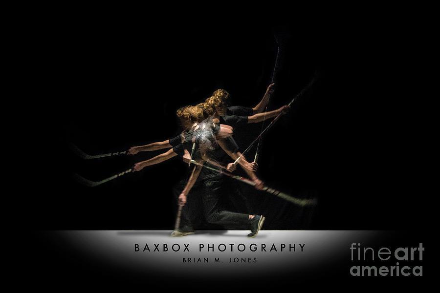 Multi-slap Photograph by Brian Jones
