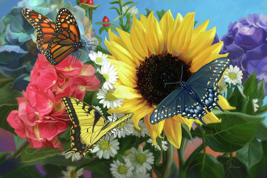 Multicolor by Lucie Bilodeau