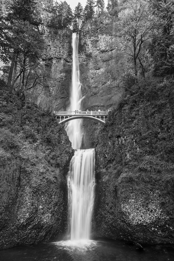 Black And White Photography Waterfall