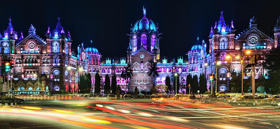 Mumbai Moment by Dan McGeorge