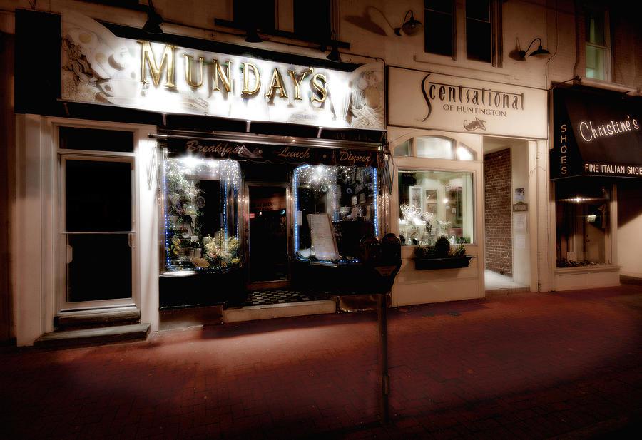Huntington Photograph - Mundays by Michael Simeone
