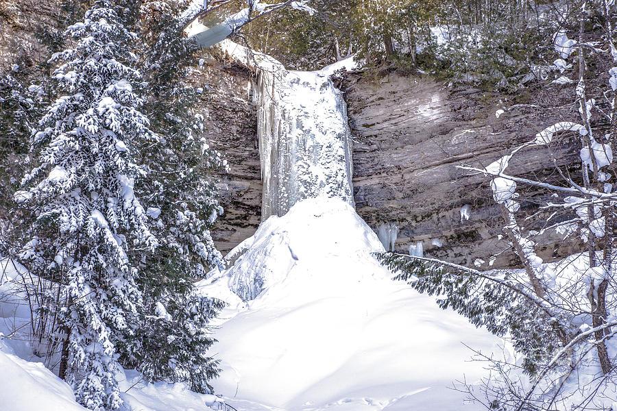Michigan Photograph - Munising Fall Michigan by Nikki Vig