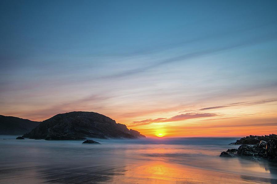Ireland Photograph - Murder Hole Beach by Jose Maciel