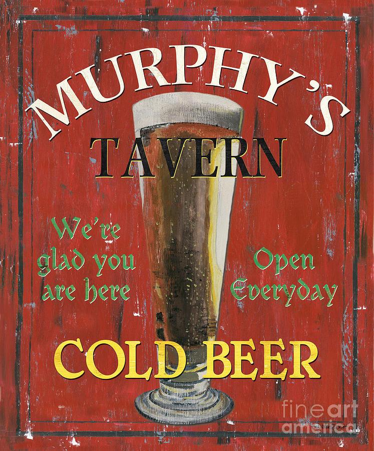 Murphys Tavern Painting