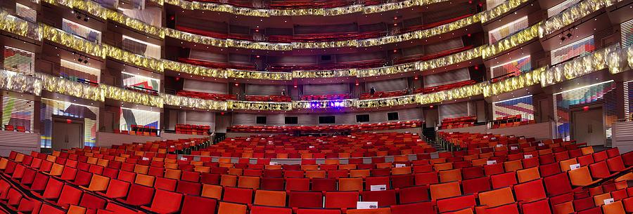 Kauffman Center Photograph - Murrel Kauffman Theater by Jim Mathis