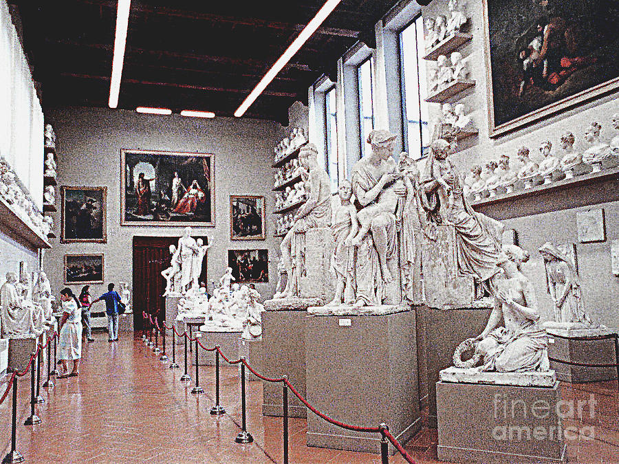 Museum In The Vatican - Rome, Italy Photograph