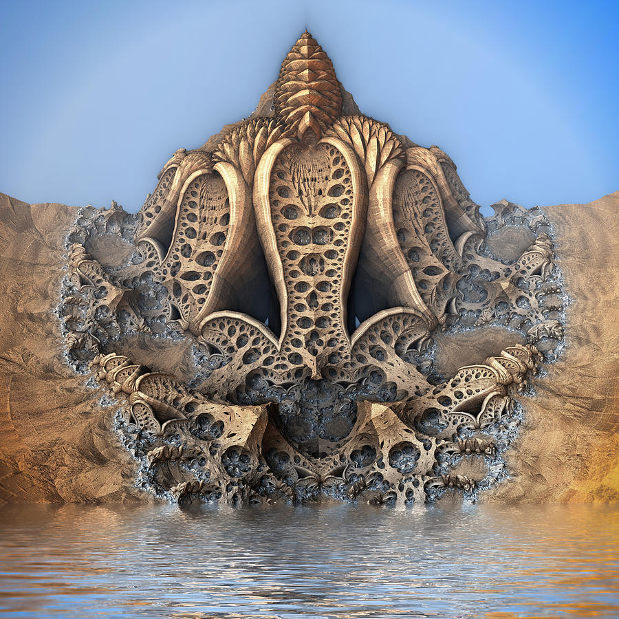Mushroom Pod by Hal Tenny