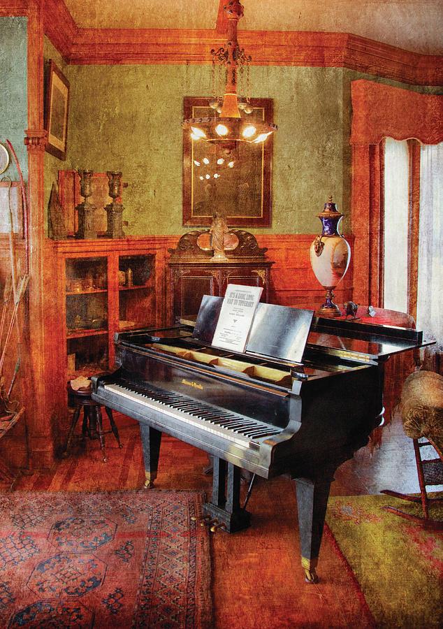 Savad Photograph - Music - Piano - Its A Long Long Way To Tipperary by Mike Savad