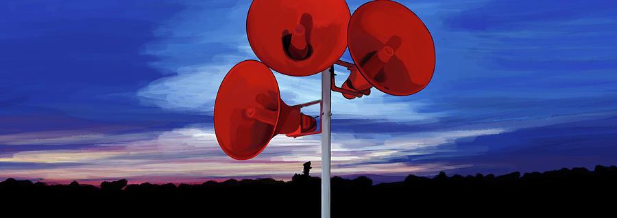 Depeche Mode Digital Art - Music For The Masses by Luc Lambert