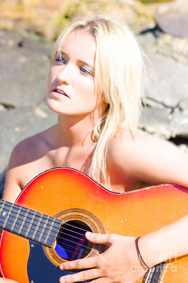 Acoustic Photograph - Music by Jorgo Photography - Wall Art Gallery
