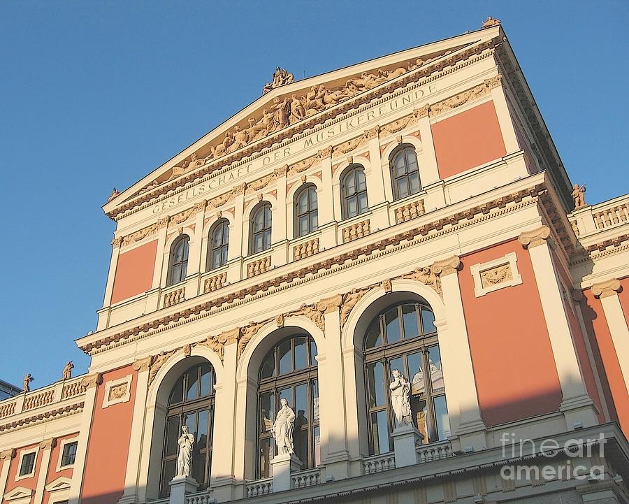 Musikverein Vienna Photograph