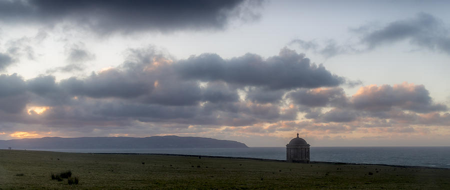 Landscapes Photograph - Musseden Temple Sunset by Glen Sumner