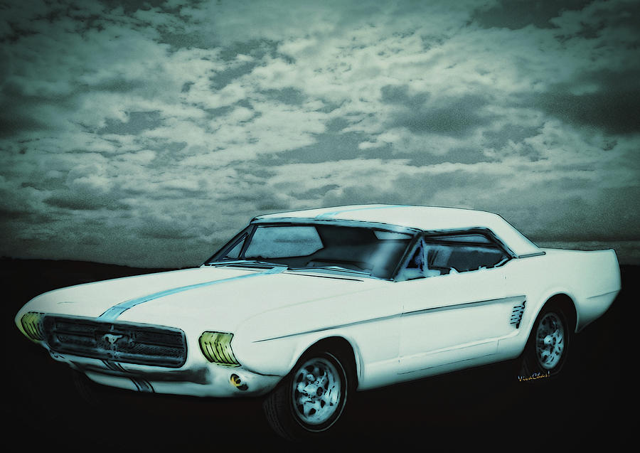 1963 Mustang Images