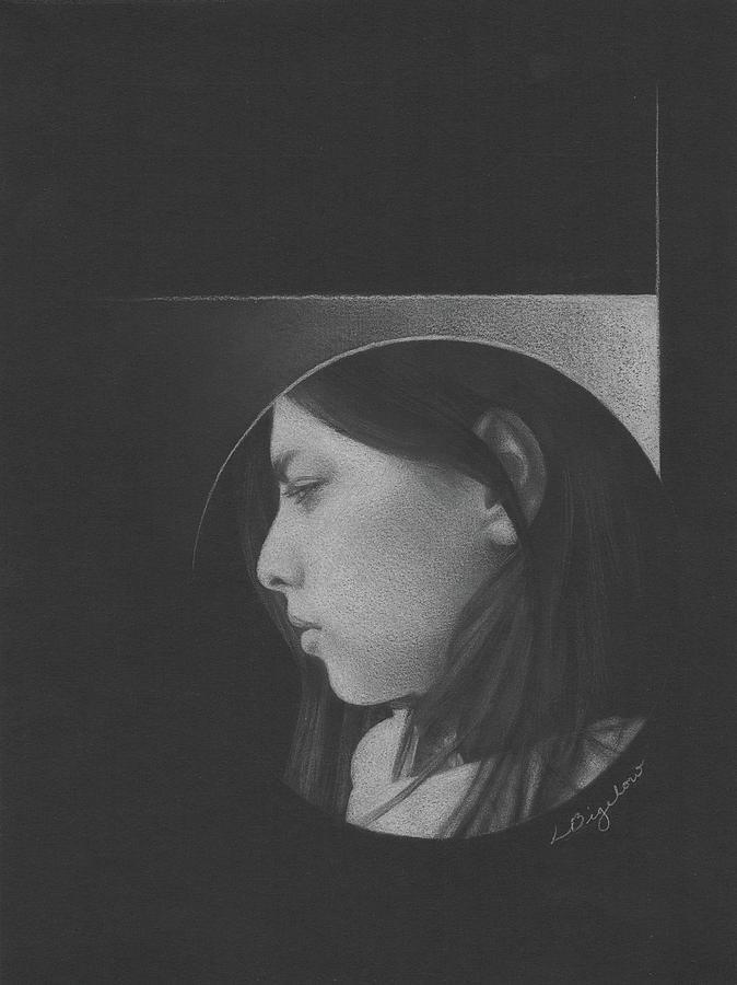 Muted Shadow No. 1 by Lauren Bigelow