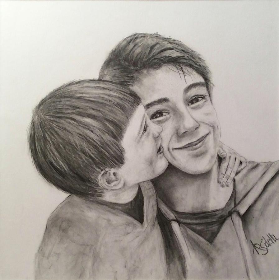 My Big Brother by Annamarie Sidella-Felts