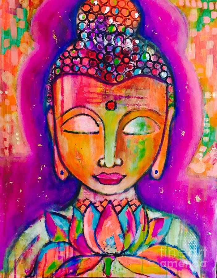 My Buddha  by Corina Stupu Thomas