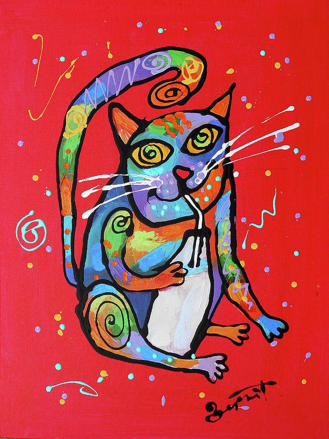 My Cat is Super Smart by Leon Zernitsky