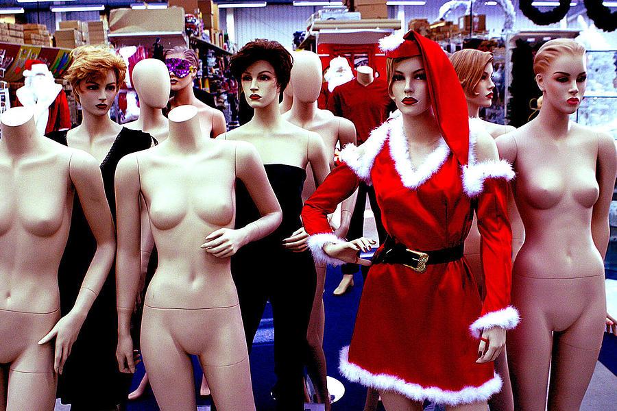 Photographer Photograph - My Christmas by Jez C Self