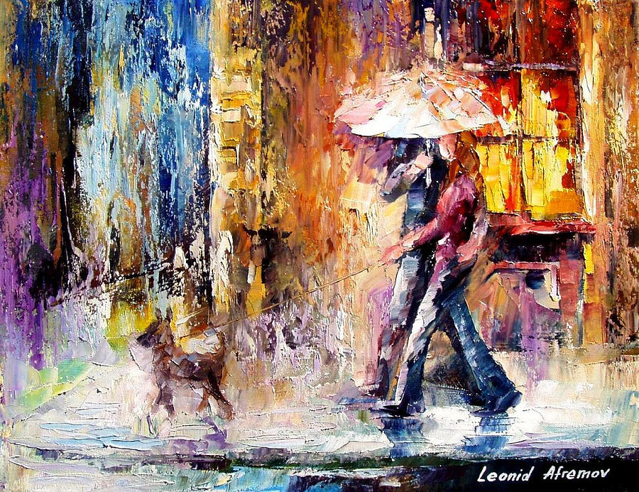 100 Famous People Painting: Palette Knife Oil Painting On Canvas By Leonid